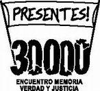 24 de Marzo de 2010. Documento del Encuentro Memoria Verdad y Justicia