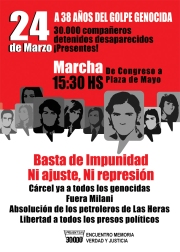 Convocatoria 24 de Marzo de 2014