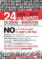 Convocatoria 24 de Marzo de 2015